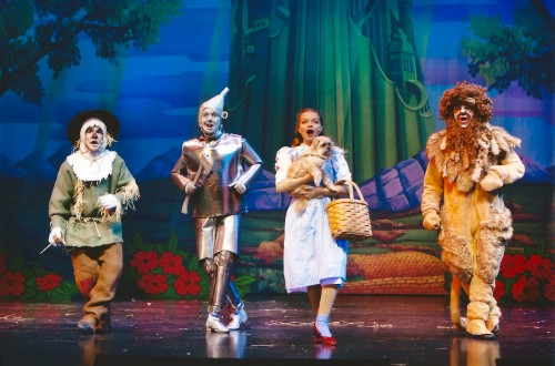 Allyson Nicole Jones - The Wizard of Oz